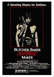 Butcher Baker Nightmare Maker
